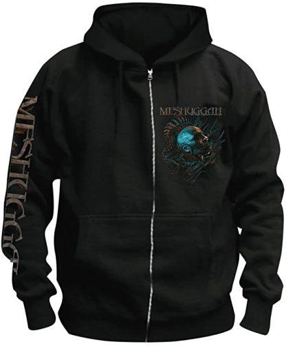 Meshuggah Head Zip Front