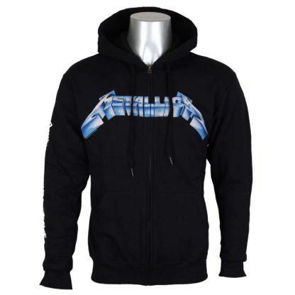 Metallica Ride The Lightning Zip Front