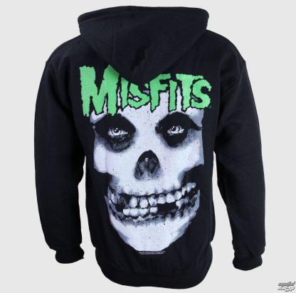 misfits jarek skull ZIP back