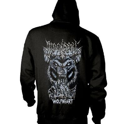 moonspell wolfheart ZIP back