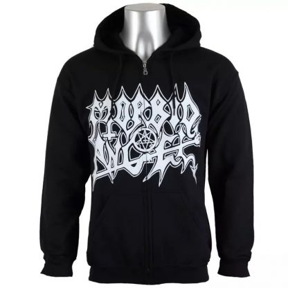 Morbid Angel Extreme Music Zip Front