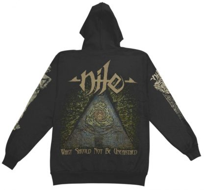 nile what should not be unearth ZIP back