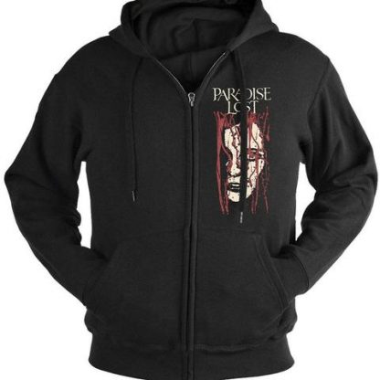 paradise lost blood and chaos ZIP front