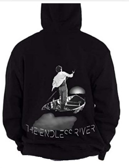 Pink Floyd Endless River Zip Back