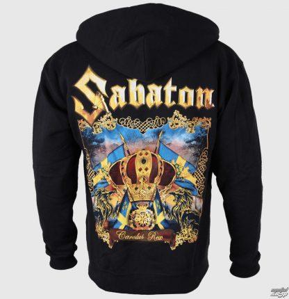 Sabaton Carolus Rex Zip Back