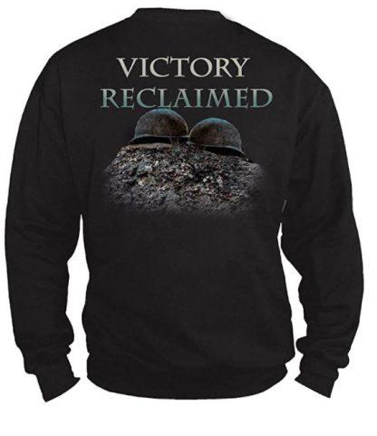 Sabaton Victory Reclaimed Sweater Back