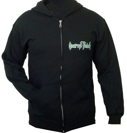 Sacred Reich Surf Nicaragua Zip Front