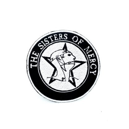Sisters Of Mercy Logo Patch