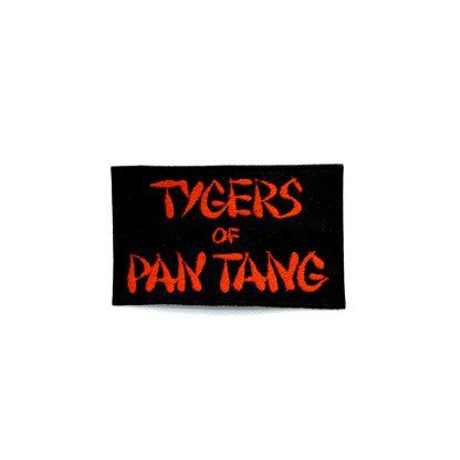 tygers of pantang logo patch