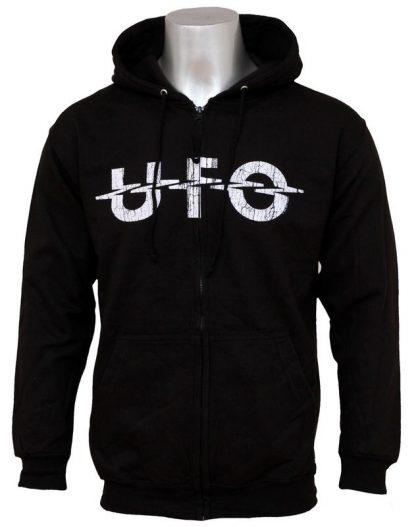 ufo vintage logo ZIP front