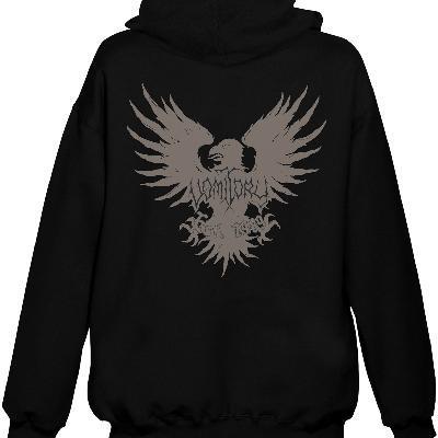 Vomitory Eagle Crest Zip Back