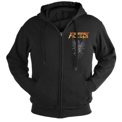 Accept Rise Of Chaos Zip Front
