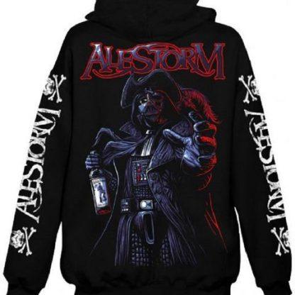 Alestorm Darth Vader Zip Back