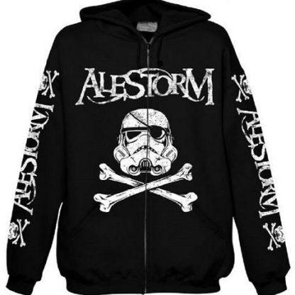 Alestorm Darth Vader Zip Front