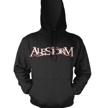 Alestorm Logo We Are Here Hs Front