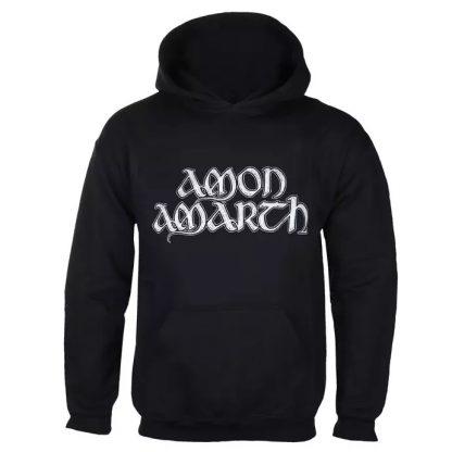 Amon Amarth Grey Skull Hs Front