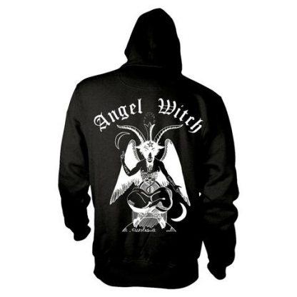 Angel Witch Baphomet Zip Back