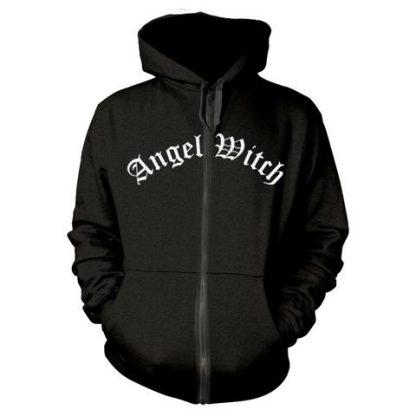 Angel Witch Baphomet Zip Front