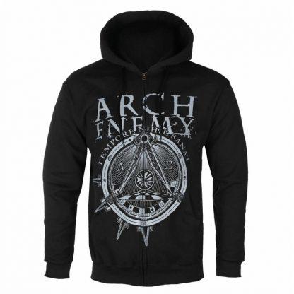 Arch Enemy Symbol War Eternal Zip Front