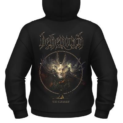 Behemoth Satanist Hs Back 1