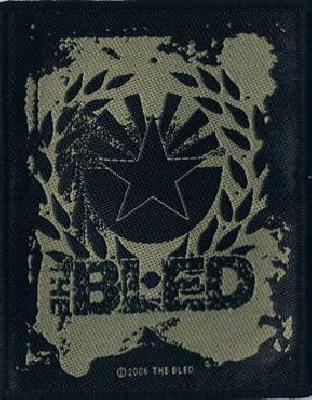 bled the star patch