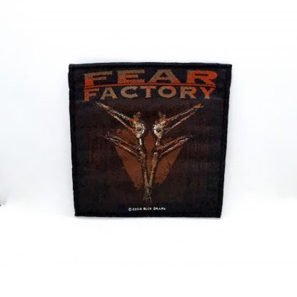 Fear Factory Arche Type Logo Scaled