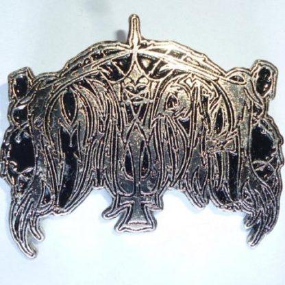 immortal old logo pin