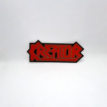 kreator logo cutout patch scaled