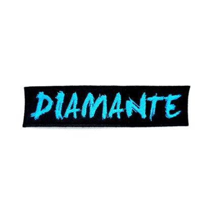 Diamante Logo Patch