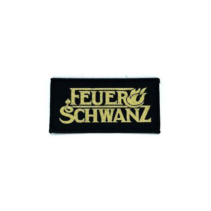Feuerschwanz Logo Patch