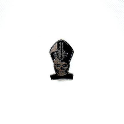 Ghost Papa Head Pin