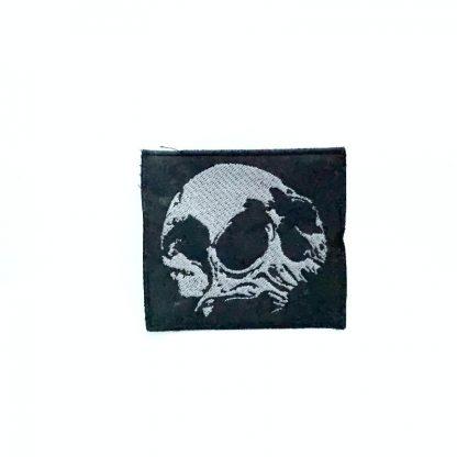 Grey Skull Patch