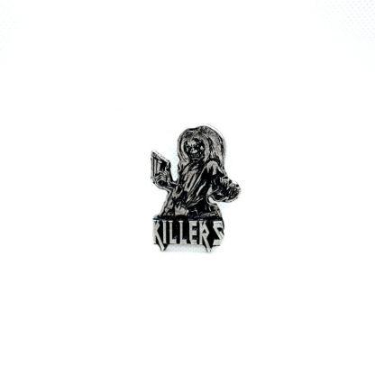 Iron Maiden Killers Pin