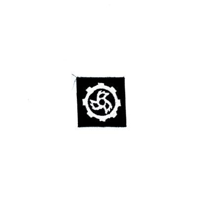 Jinjer Symbol Logo Patch