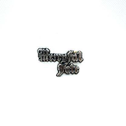 Merciful Fate Logo Pin