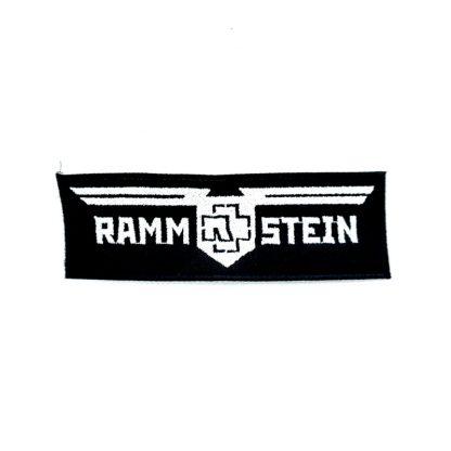 Rammstein Winged Logo Patch