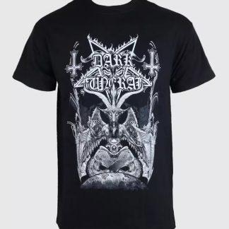 Dark Funeral Baphomet Mens Band Shirt Front