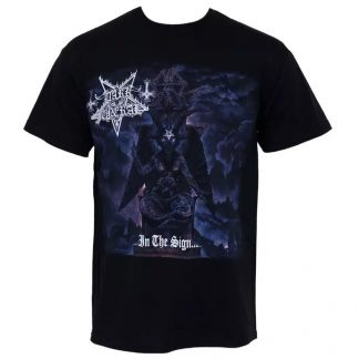 Dark Funeral In The Sign Mens Band Shirt Front
