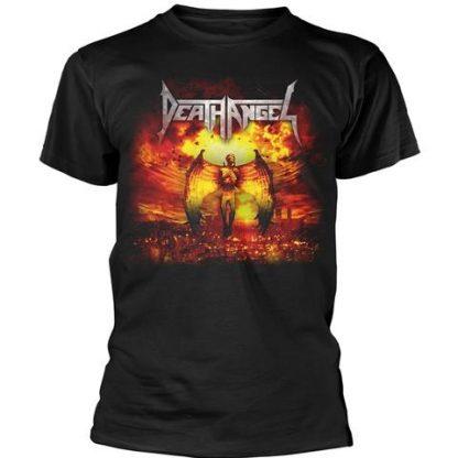 Death Angel Sonic Beatdown Mens Band Shirt Front