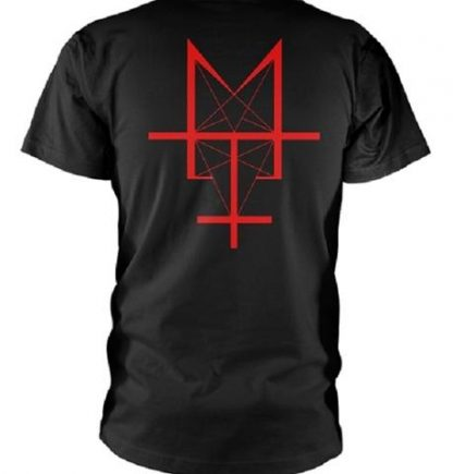 Deicide Blaspherion Mens Band Shirt Back