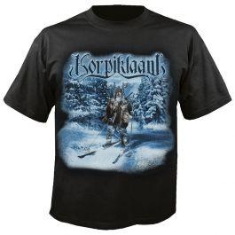 Korpiklaani Metsalle Mens Band Shirt Front